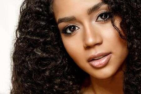 Secret de beauté d'une femme noire