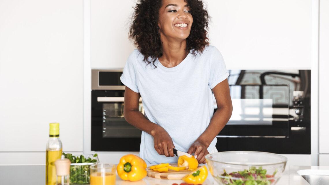 Le secret de cuisine d'une femme noire
