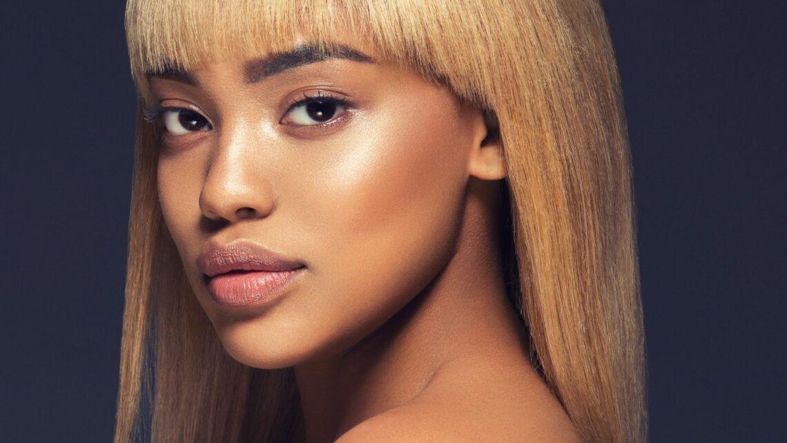 La femme africaine, la beauté à l'état pur
