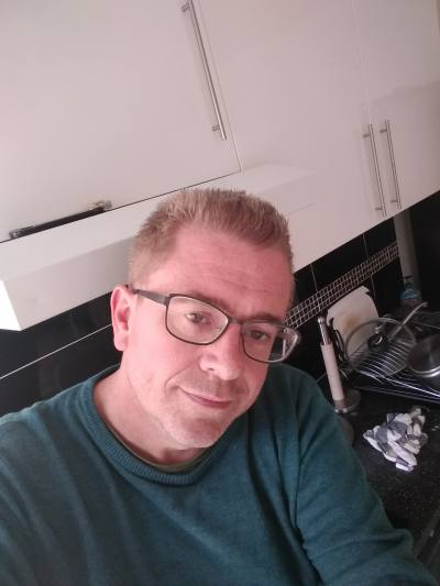 Laurent 45 ans Seine-saint-denis France