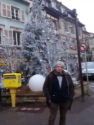 Georges 67 ans Colmar France