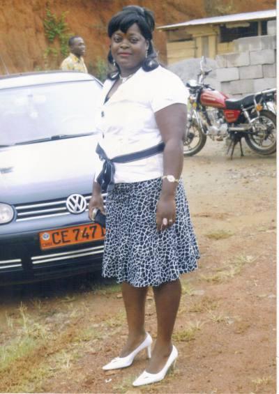 cherche femme ronde au cameroun