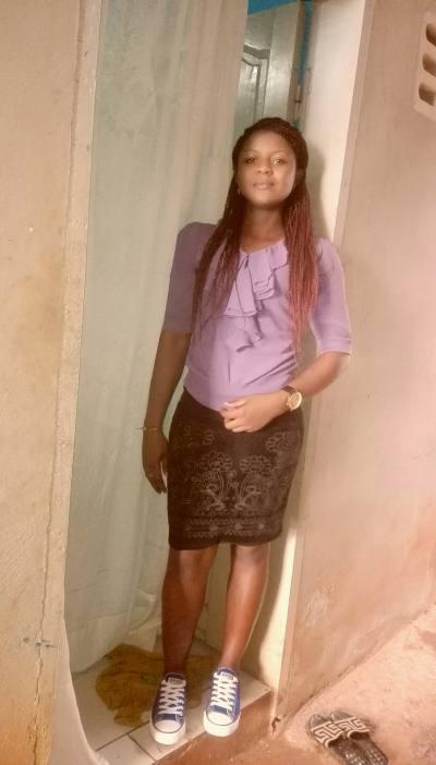 Rencontre Femme Cameroun Patricia 26ans, 163cm et 58kg