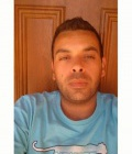 Christophe 33 ans Thorrenc  France