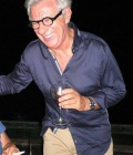 Claude 58 ans Saint Tropez France