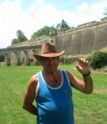 Claude 64 ans Blaye France