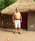 Claude 65 ans Blaye France