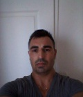 Harris 42 ans Marseille France