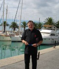 Jean claude 68 ans Opio France