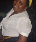 Justine 30 ans Africaine Cameroun