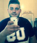christopher 22 ans Saumur France