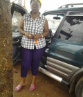 jeannette 56 ans Yaounde Cameroun