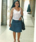 marie madeleine 44 ans Yaounde Cameroun