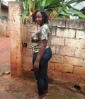 marie solange 34 ans Yaounde Cameroun
