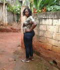 marie solange 35 ans Yaounde Cameroun